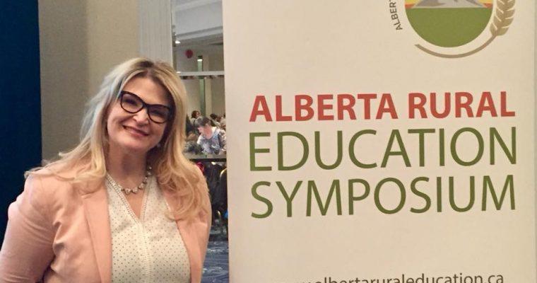 Alberta Rural Education Symposium:Keynote Presentation